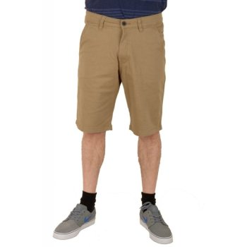Reell Flex Grip dark sand Chino Short