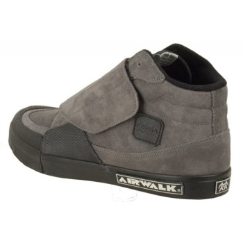 Airwalk Vic grey suede Schuhe