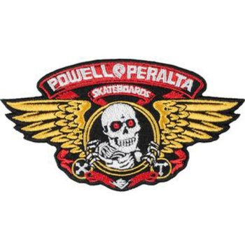 Powell Peralta Winged Ripper Aufnäher