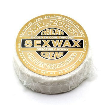 Sex Wax Dream Cream gold Cool to Cold Wachs