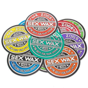 Sex Wax Circular Original Logo 7