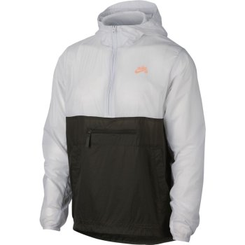 Nike SB Anorak vast grey/sequoia/orange Jacke