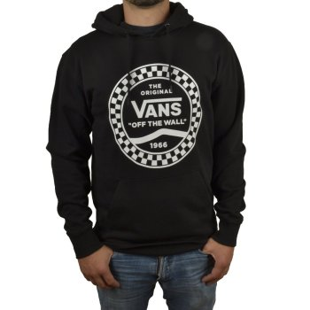 Vans Checkered Side Stripe black Hooded