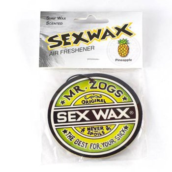 Sex Wax Pineapple Ambientador