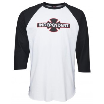 Independent Custom Top OGBC black/white Longsleeve