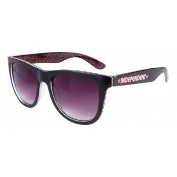 Independent Repeat Cross black/red Sonnenbrille