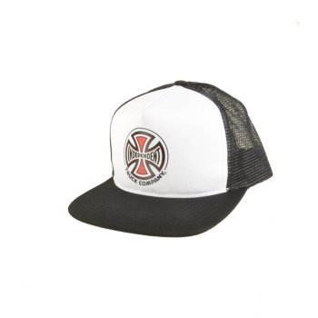 Independent Truck Co Print white/black Trucker Cap