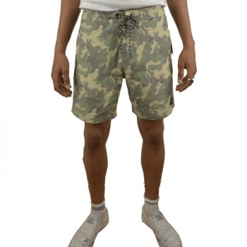 Hurley Beachside Islander camo 18 Short