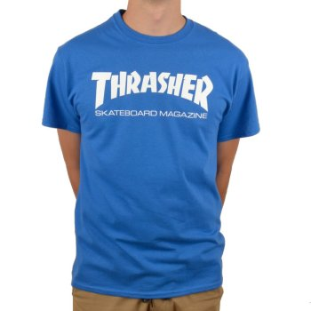 Thrasher Hometown royal T-Shirt