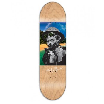 Rebel Rockers BGT Mask 8.125 Deck