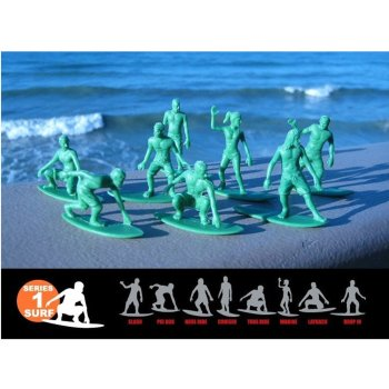 AJs Toy Boarders Surf Series