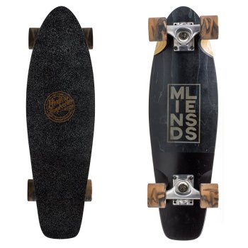 Mindless Stained Daily black 7 x 24 Complete Cruiser