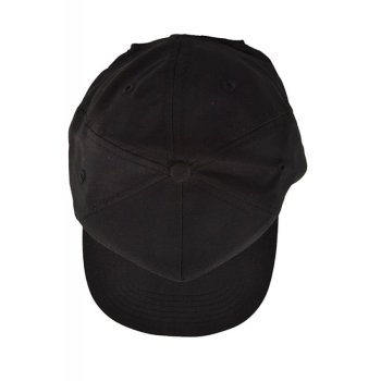 Thrasher Flame black Snap Back Cap
