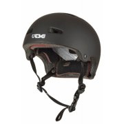 TSG Evolution satin black XXS/XS Kids Helm