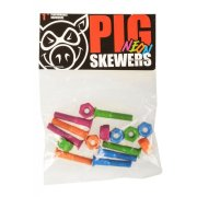 Pig 1 neon Phillips screw Mounting Hardware