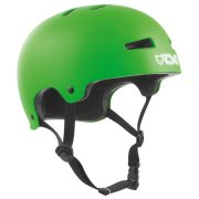 TSG Evolution satin lime green Helm