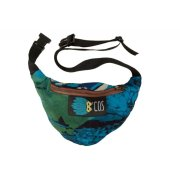 BCos Paradise blue Hip Bag