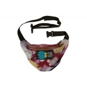 BCos Paradise red Hip Bag