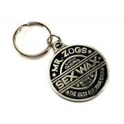 Sex Wax Keychain