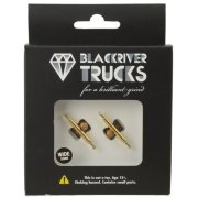 Blackriver Ramps Wide 2.0 Big gold/black Trucks Set