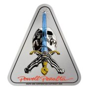 Powell Peralta Skull & Sword Sticker