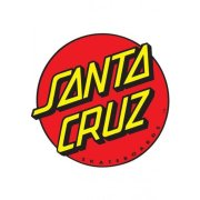 Santa Cruz Classic Dot 3 Sticker