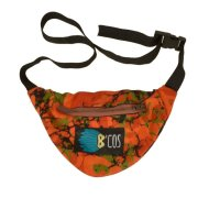 BCos Paradise orange Hip Bag