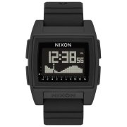 Nixon Base Tide Pro black Uhr