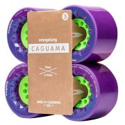 Orangatang Caguama 85mm/83a purple Rollen