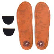 Footprint Gold Orthotic camo orange Einlegesohle