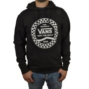 Vans Checkered Side Stripe black Sudadera con capucha