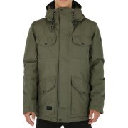 Reell Field 2 olive melange Chaqueta