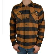 Dickies Sacramento brown Hemd