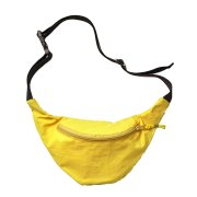 Cleptomanicx Simplist lemon zest Hip Bag
