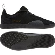Adidas 3ST.003 core black/white/gold Schuhe