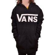 Vans Classic II black Kids Hooded Zipper
