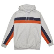 Cleptomanicx Faster light heather grey Hooded