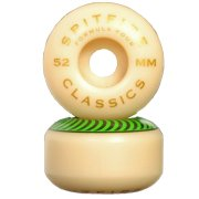 Spitfire 52mm F4 classic green 101A Wheels