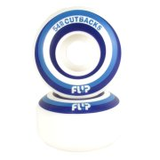 Flip Cutback blue 99a/54mm Wheels