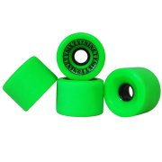 Ninetysixty Freeride green 70mm/78a Wheels
