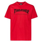 Thrasher Skate Mag red Kids T-Shirt