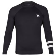 Hurley Pro Light Top L/S black Rashguard Kids