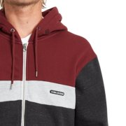 Volcom SNGL STN DIV port Hooded Zipper