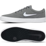 Nike SB Charge Suede cool grey/white Shoes