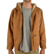 Dickies Duck Sherpa brown duck Jacket