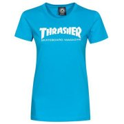 Thrasher Skate Mag teal Girls T-Shirt