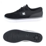DC Switch black/black/white Shoes