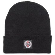 Independent T/C Label black Beanie