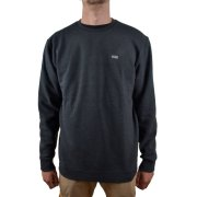 Vans Basic Crew Fleece black heather Sweater