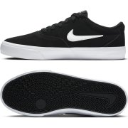 Nike SB Charge Suede black/white Schuhe